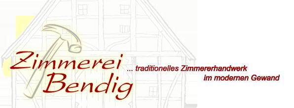 Zimmerei Bending Worpswede bei Bremen